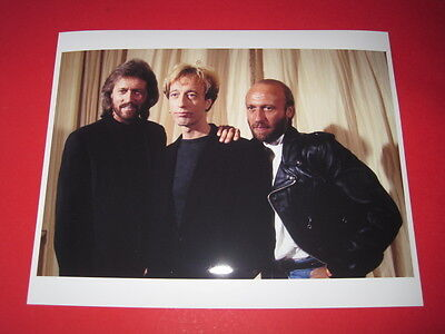 BEE GEES  10x8 inch lab-printed glossy photo P/5017