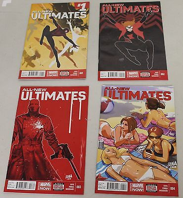 All New Ultimates 1-4