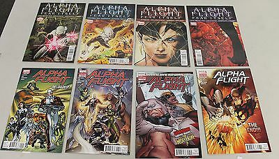 Alpha Flight v4 0-8