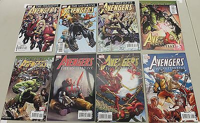 Avengers: The Initiative 1-8