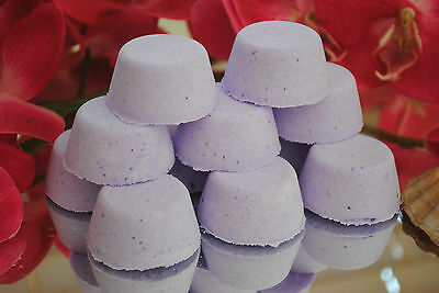 LOVESPELL Aromatherapy Bath Bombs with Coconut Oil BULK BUY, PACK OF 50