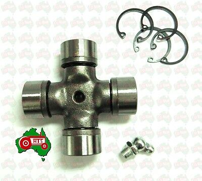 HTS0146 PTO Universal Cross Joint 27x74.6 Driveshaft BareCo BYPY WALT SPICER