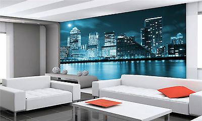 City of London Wall Mural Photo Wallpaper GIANT WALL DECOR PAPER POSTER