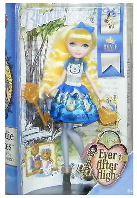 Bambola Ever After High Reali Reale Blondie Lockes Mattel Bfx22