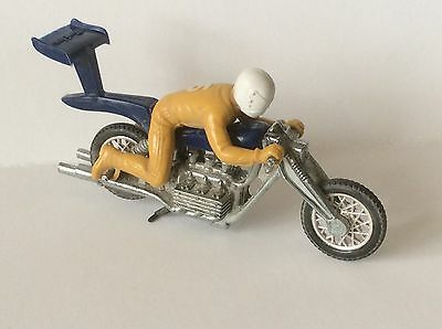 VINTAGE HOTWHEELS RUMBLERS COLLECTORS. HIGH TAILER-BLUE, RARE & COLLECTABLE No.2