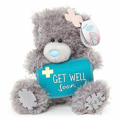 """Me to You 5"""" Get Well Soon Plush & First Aid Kit Toy Gift - Tatty Teddy Bear"""