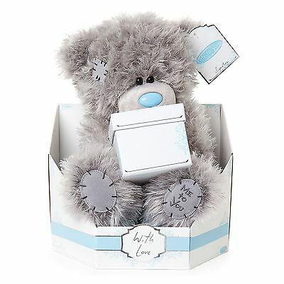 "Me to You 9"" Friendship Plush Bear & Box With Friendship Verse - Tatty Teddy"