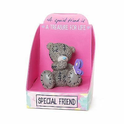 Me to You Special Friend Figurine & Butterfly Gift For Friends - Tatty Teddy
