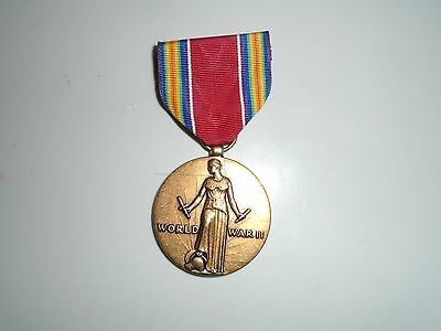 WWII United States Victory Medal 1941 1945 Freedom from Fear