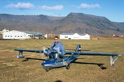 """Scale PBY Catalina 108""""  Giant Scale RC Model AIrplane Printed Plans"""