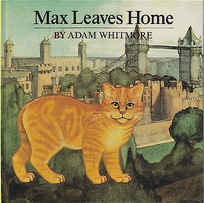 Manx Cat Illustrated Story  Max Leaves Home