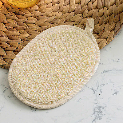 Exfoliating Loofah Loofa Body Skin Bath Shower Scrubber Spa Brush Sponge