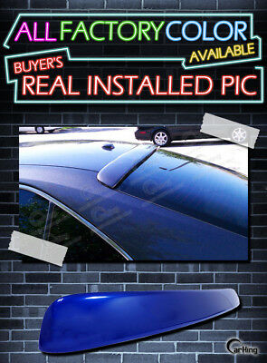 *CARKING* PAINTED 06-11 TOYOTA CAMRY XV40 8th OE style TRUNK BOOT SPOILER