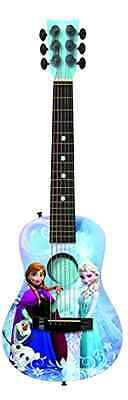 NEW Disney Frozen Acoustic Guitar Girl Beginner Easy Play First Act Instrument
