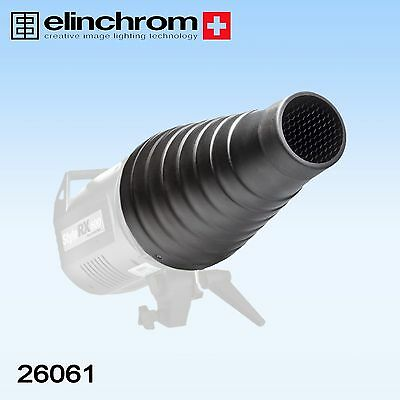Elinchrom EL 26061 Snoot with 10 Degree Grid Mfr#26061