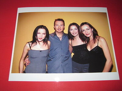 THE CORRS  10x8 inch lab-printed glossy photo P/5065