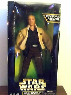 "Luke Skywalker 12"" Action Figure"