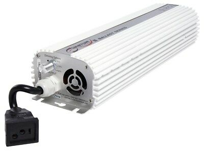 Quantum 1000W Watt HPS MH Dimmable Digital Grow Light Lamp Ballast QT1000