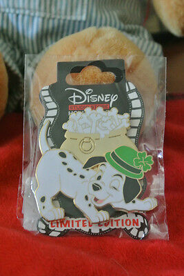 Disney Soda Fountain Lucky St Patrick's Day Pin Surprise DSF Gsf DSSH DSF LE 200
