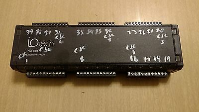 IOTech PDQ30 Expansion Module for Personal DAQ 3000 (Used)