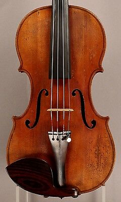 Old, Antique, Vintage Violin Heinrich Th. Heberlein Jr. 1926