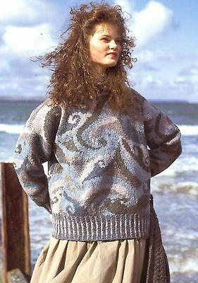 Alice Starmore Sulaire Kit - Vintage Scottish Heather from In the Hebrides
