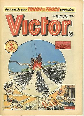 The Victor 834 (February 12, 1977) very high grade copy