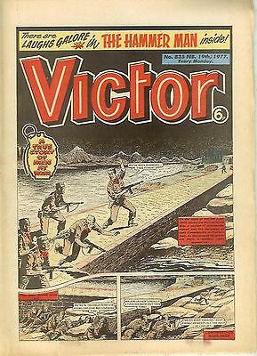 The Victor 835 (February 19, 1977) very high grade copy
