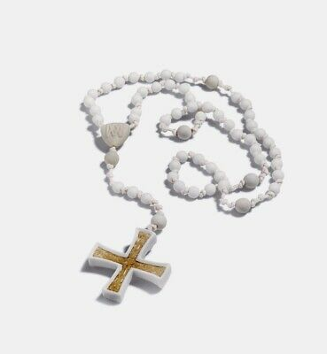 Lladro Porcelain  01017228 religious cross FAMILY DAYS ROSARY  BRAND NEW  #7228