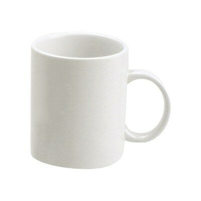 "White Coffee Mug 350ml ""Vitroceram"" (x6)"