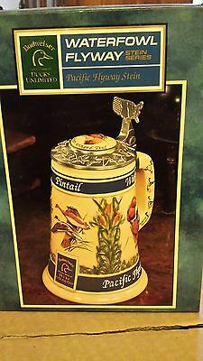 Anheuser Busch AB Budweiser Bud stein  waterfowl pacific flyway  cs397