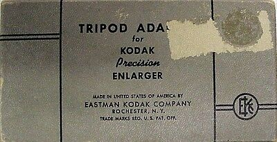 Tripod Adapter FOR Kodak Precision Enlarger | New | Boxed |