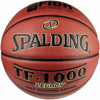 Spalding TF1000 ZK Legacy Indoor Basketball | Size 7 | Free delivery Nationwide