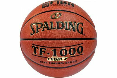 Spalding TF 1000 ZK Legacy Indoor Basketball | Free Delivery Nationwide