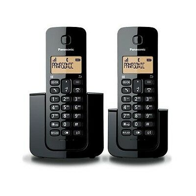 Panasonic KX-TGB112 Digital Cordless Phone 2 Handsets Free Post Fast Delivery!!