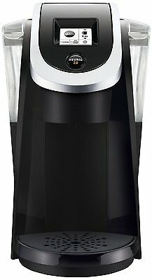 Keurig 2.0 K200  kitchen coffee maker brewer  space saver Black