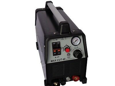 Maxcut 40 Plasma Cutter - Dual Voltage 110/240V