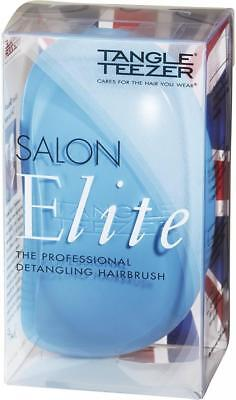 Tangle Teezer Blue Blush Salon Elite Spazzola professionale elimina nodi