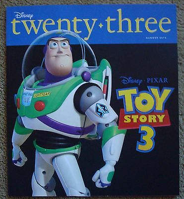 Twenty-Three Magazine Summer 2010 - Buzz Lightyear