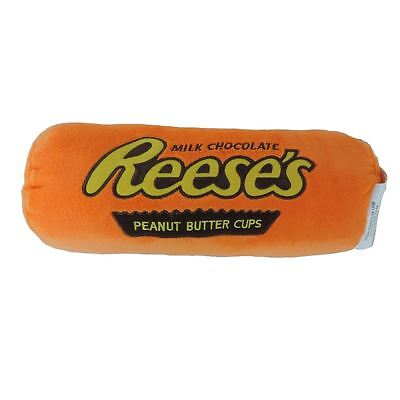 Reese's Embroidered Pillow with Polyfill Soft Plush Officially Licensed