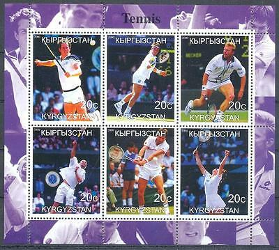 (051492) Tennis, Kyrgyzstan - private issue -