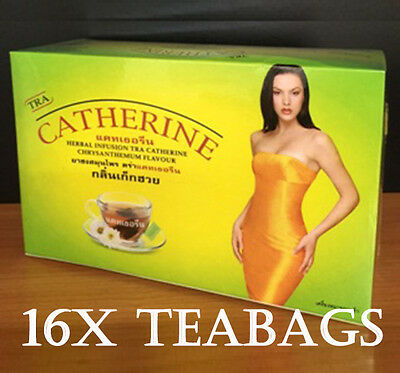 Natural Organic Catherine Tea Bag For Weight Loss Diet Slimming