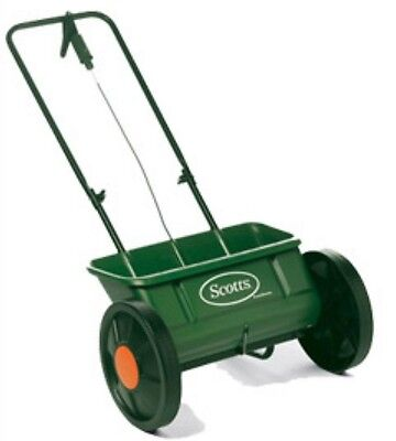 Even Green Lawn Fertiliser Spreader (Drop) Scotts Fertilizer Spreaders Turf