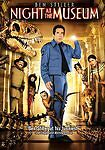 Night at the Museum (DVD, 2007, Widescreen) - NEW!!