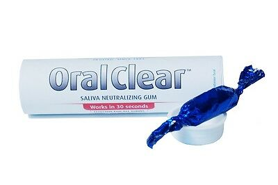 Clear Choice Oral Clear Detox Gum - The Saliva Solution