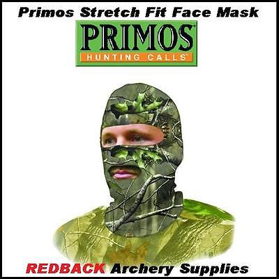 Primos Stretch Fit Full Mask Hunting face mask Camo