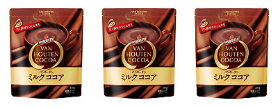 Van Houten milk Cocoa 240g from Japan free shipping
