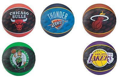 Spalding NBA Team Series Outdoor Basketball | Size 7 | Free Delivery Nationwide