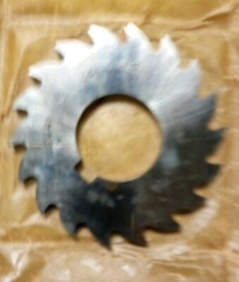 Milling Cutter 3/16 X 2.5 X 1 Inch Hole