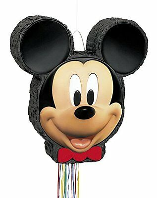 Mickey Mouse Pinata Boys Birthday Party Gift Pinyata Decoration Game Pinnata Fun